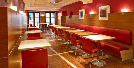 Menuiserie pour restaurant 57