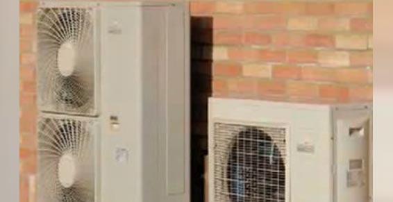 pompes à chaleur - Unité extérieur