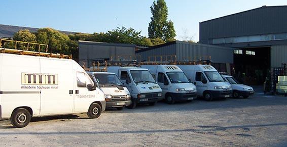 Miroiterie Toulouse Mirail MTM - menuiserie métallique