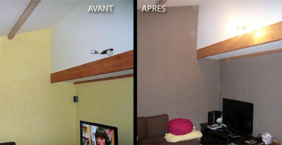 AJC peinture, rénovation et décoration intérieure au Cannet