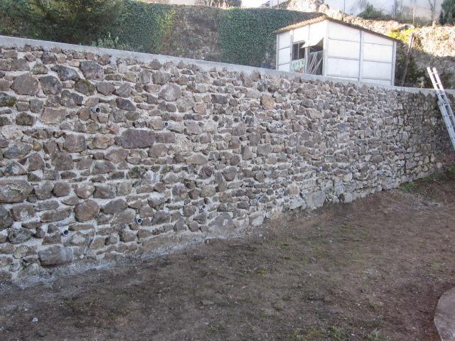 Maçonnerie de pierre