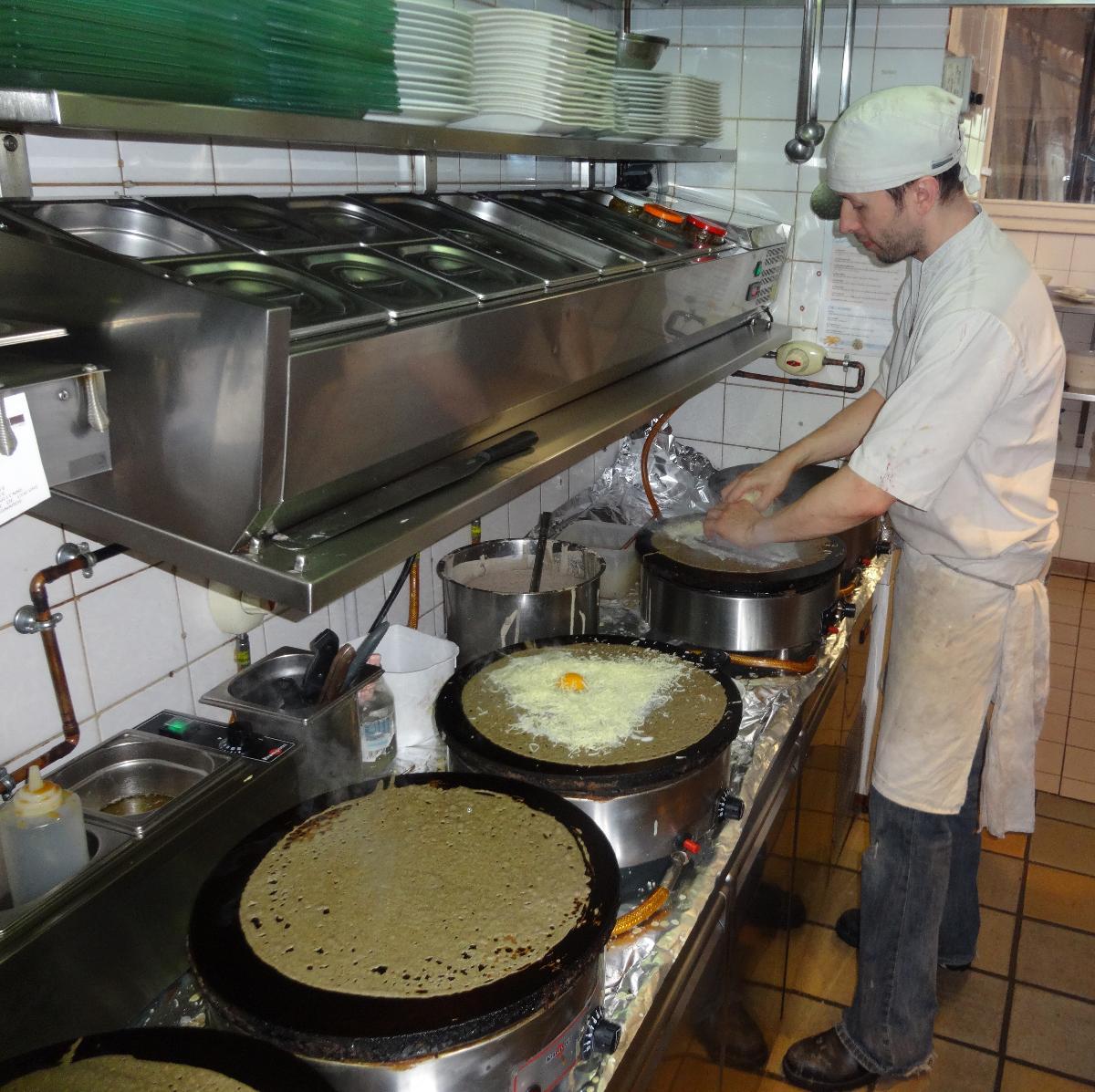 Crêperie Artisanale Ty Skorn Cancale - Restaurant