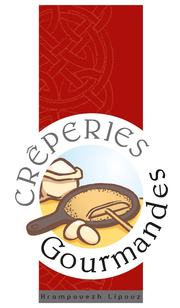 Creperies Gourmandes logo