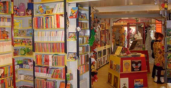 librairie - livres pour enfant