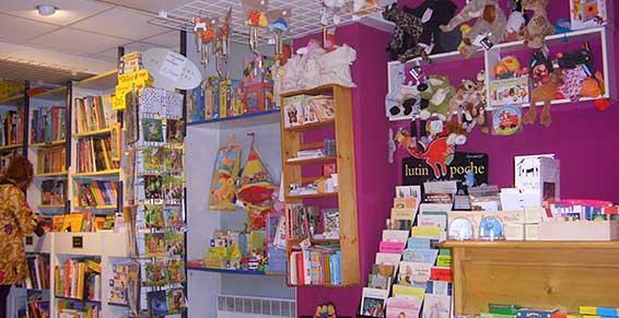 librairie - choix de livres illustrés