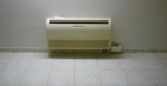 climatisation-installation apres preparation