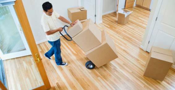 déménagements - déménagement par un professionnel