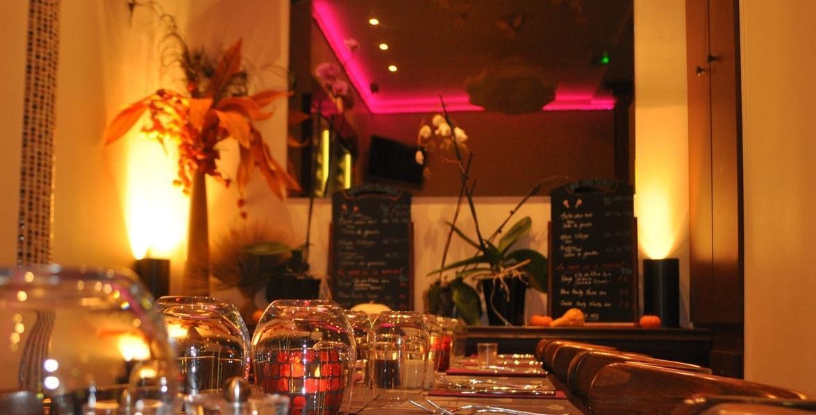 La vie d'Ange restaurant à Paris (75)