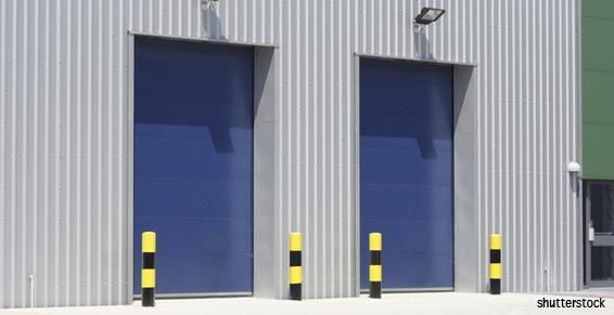Entrepôts - Réception de conteneurs