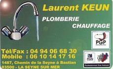 Plombier - La Seyne-sur-Mer (83)
