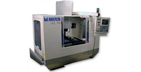 Mikron VCE 750