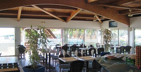 Restaurant Le Grand Large à Saint-Gilles les Bains