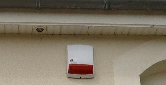 A M 2 E à Bucey-en-Othe -Système d' alarmes, vidéo surveillance