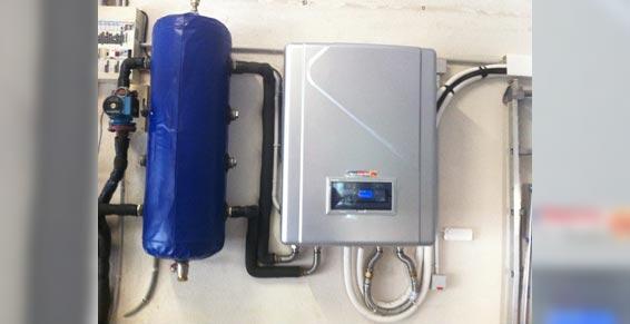 Chauffage - Vente et installation de chaudières à condensation