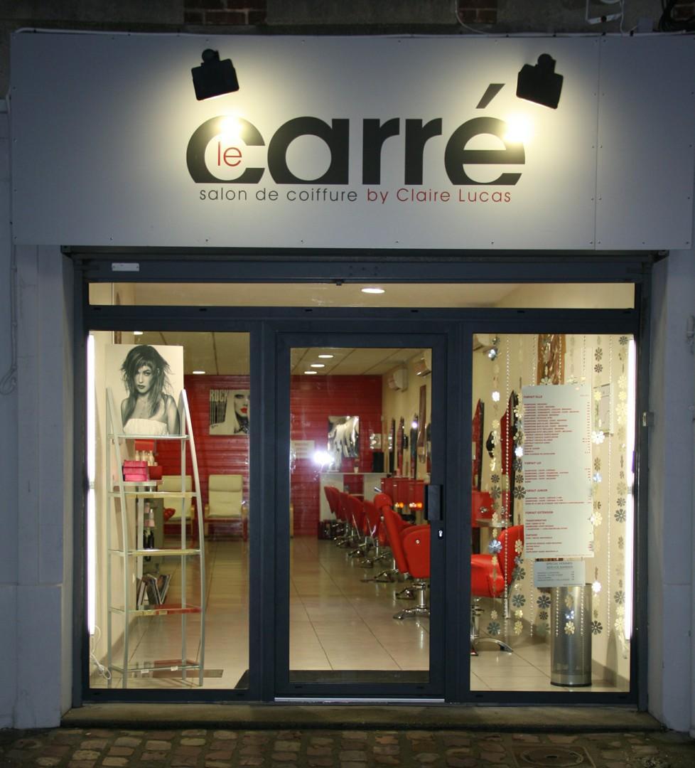 Salon de coiffure - LeCarré -  Fécamp
