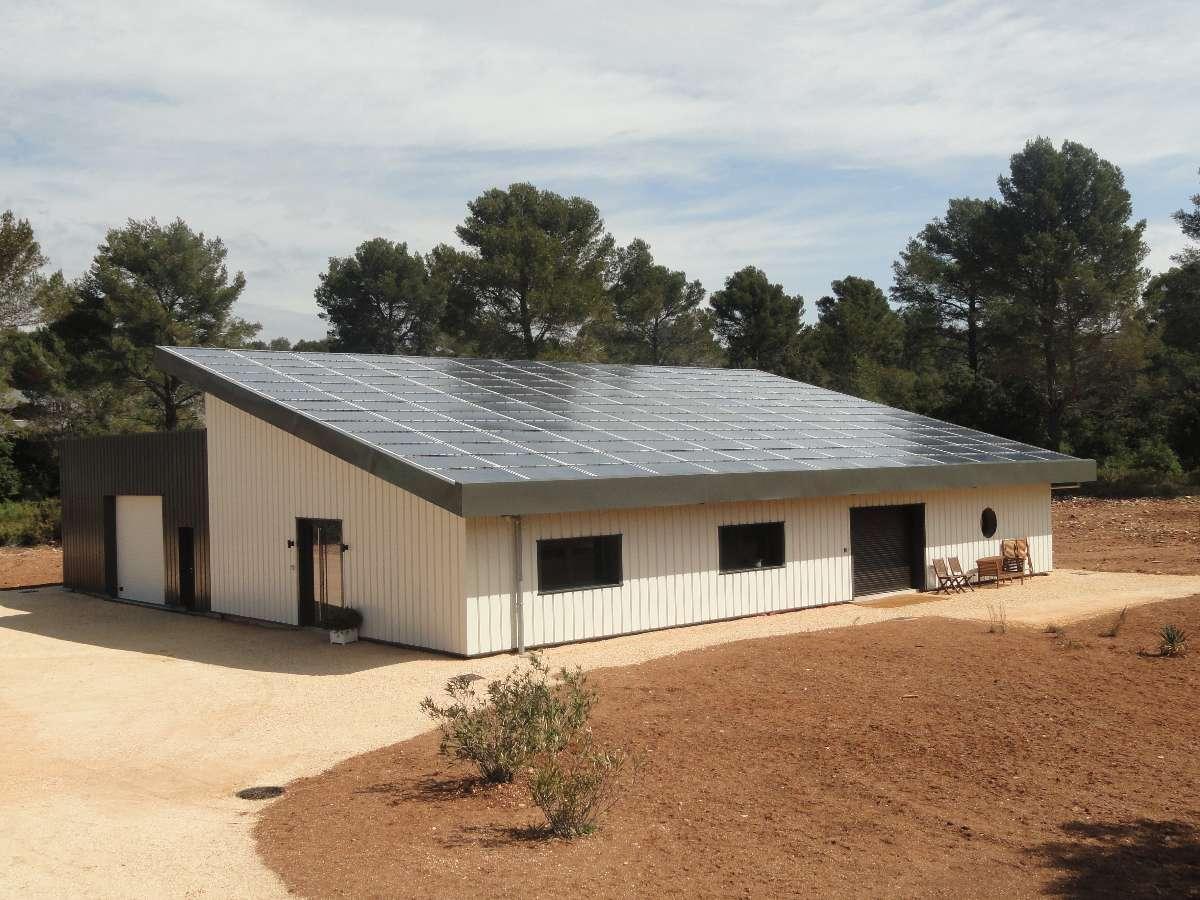 Installation photovoltaïque tertiaire dans le Var 83
