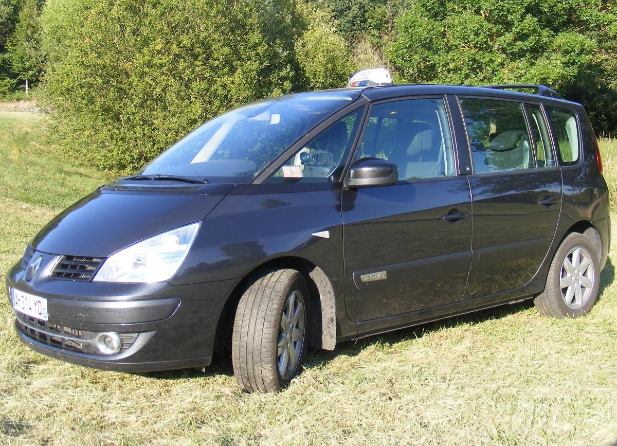 Véhicules pour tous transports de personnes - Taxis Baillou à La Croix-en-Touraine en Indre-et-Loire (37)