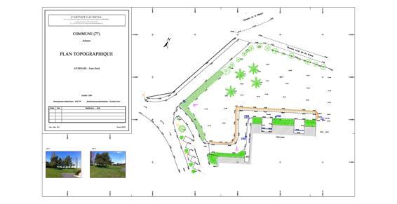 Topographie - Cabinet Laurens - experts-géomètres