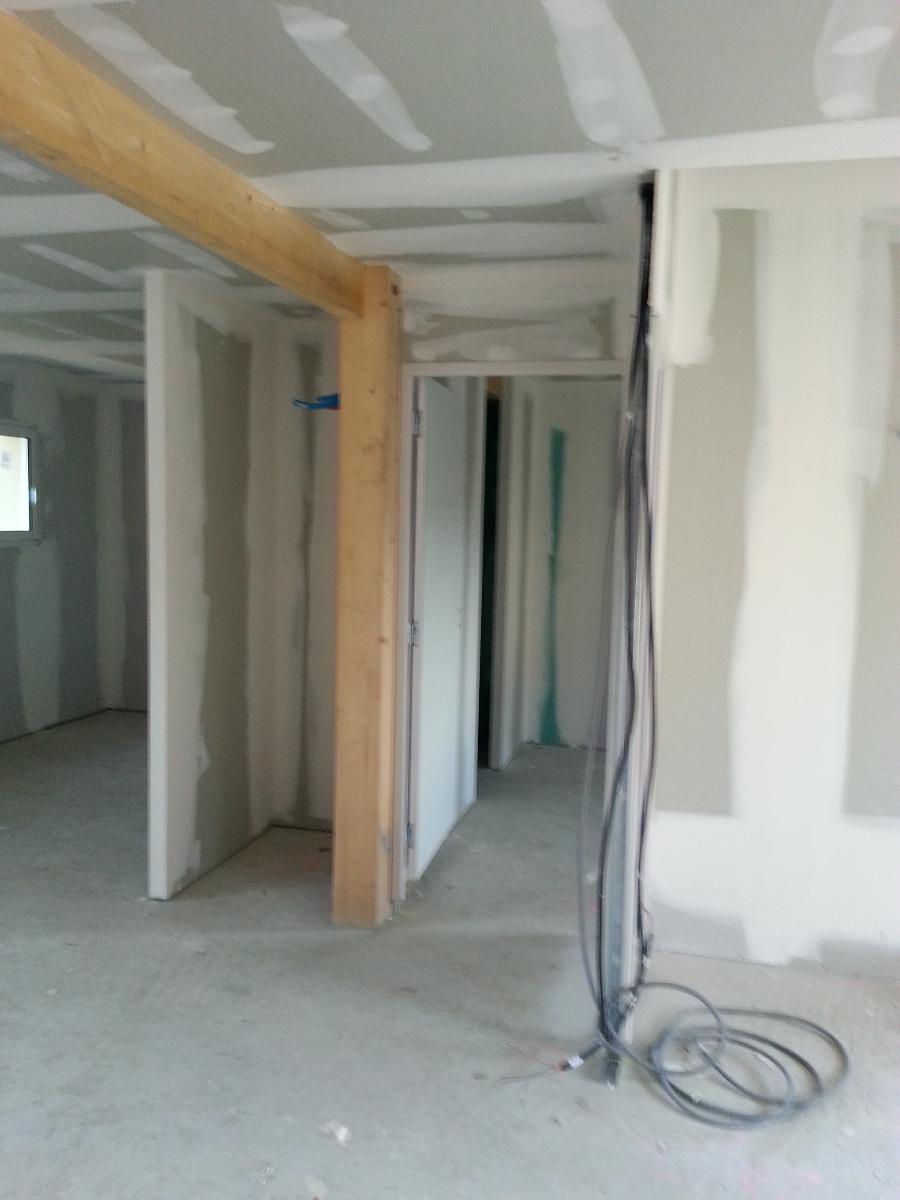 Réalisation de faux plafonds à Saint-Etienne-de-Montluc