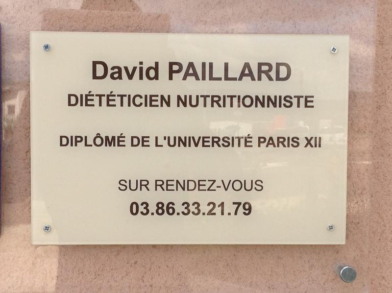 David Paillard - Diététicien Nutritionniste