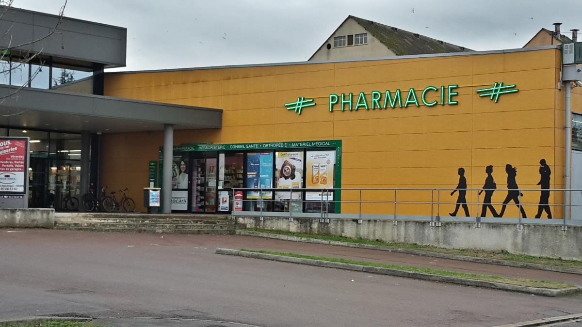 Pharmacie Champbertrand spécialiste en orthopédie à Sens dans l'Yonne