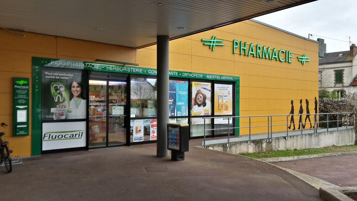 Pharmacie Champbertrand à Sens 89