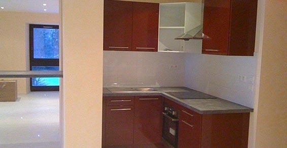 ESPACE RENOV 74 - Rénovation immobilière - Thonon les Bains - Cuisine