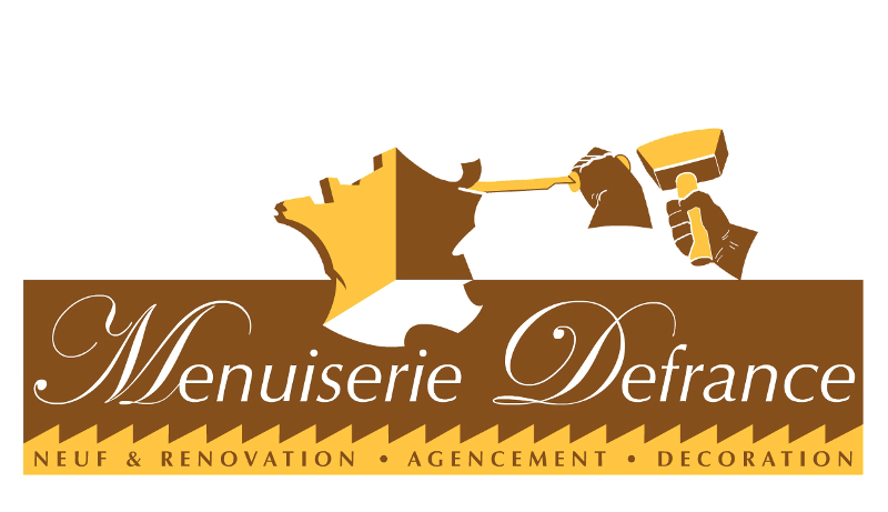 Logo Menuiserie Defrance