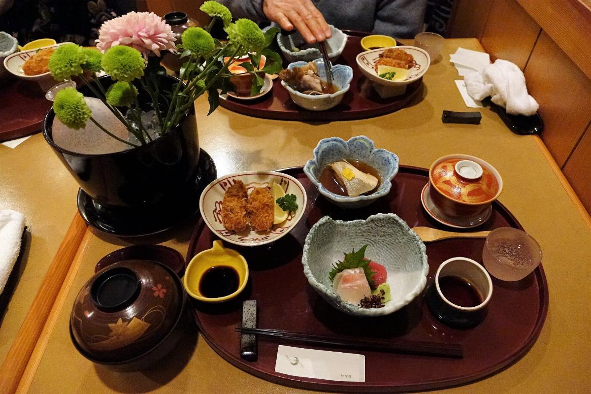 Itadakimasu  bon appetit