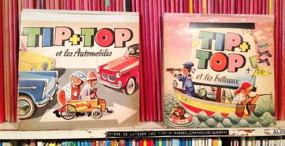 Magnifiques albums pop-up de V.Kubasta.