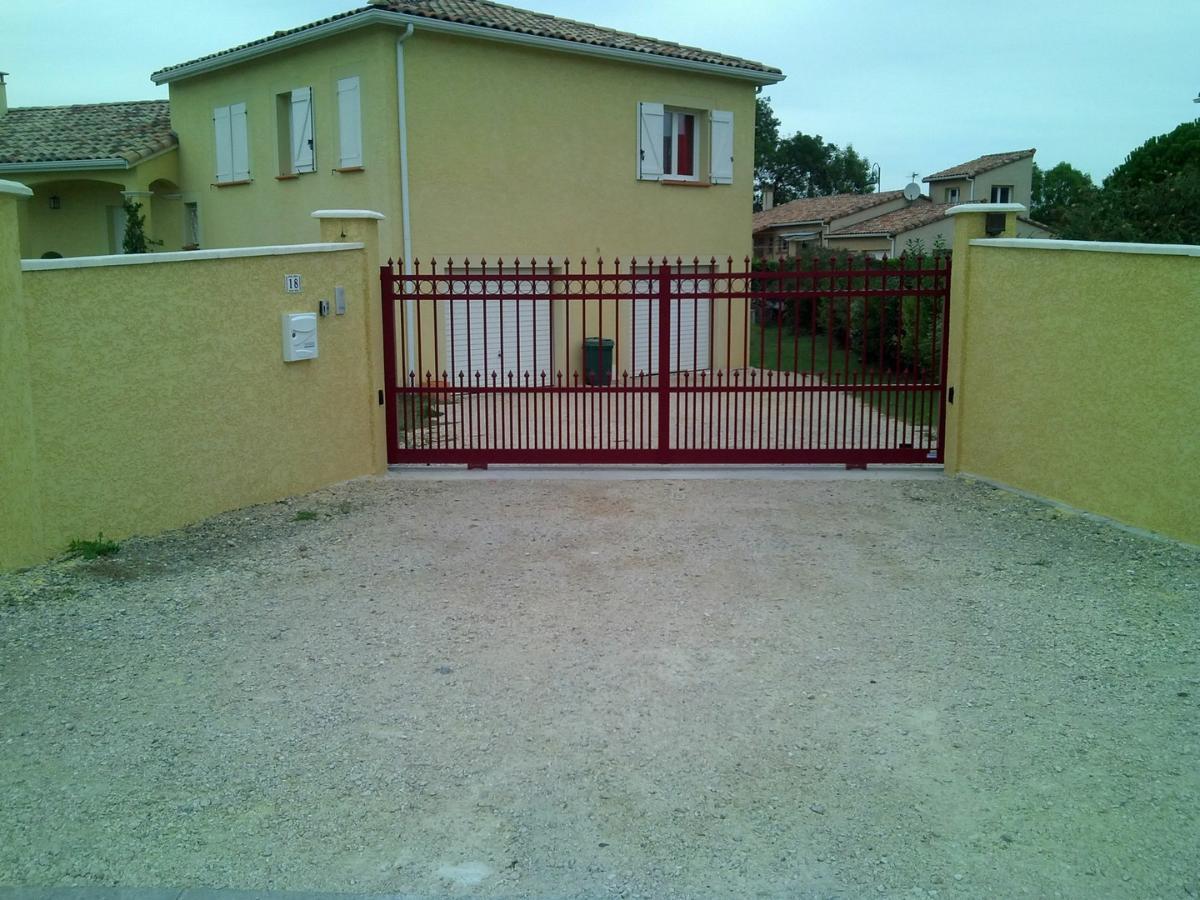 clôture 9