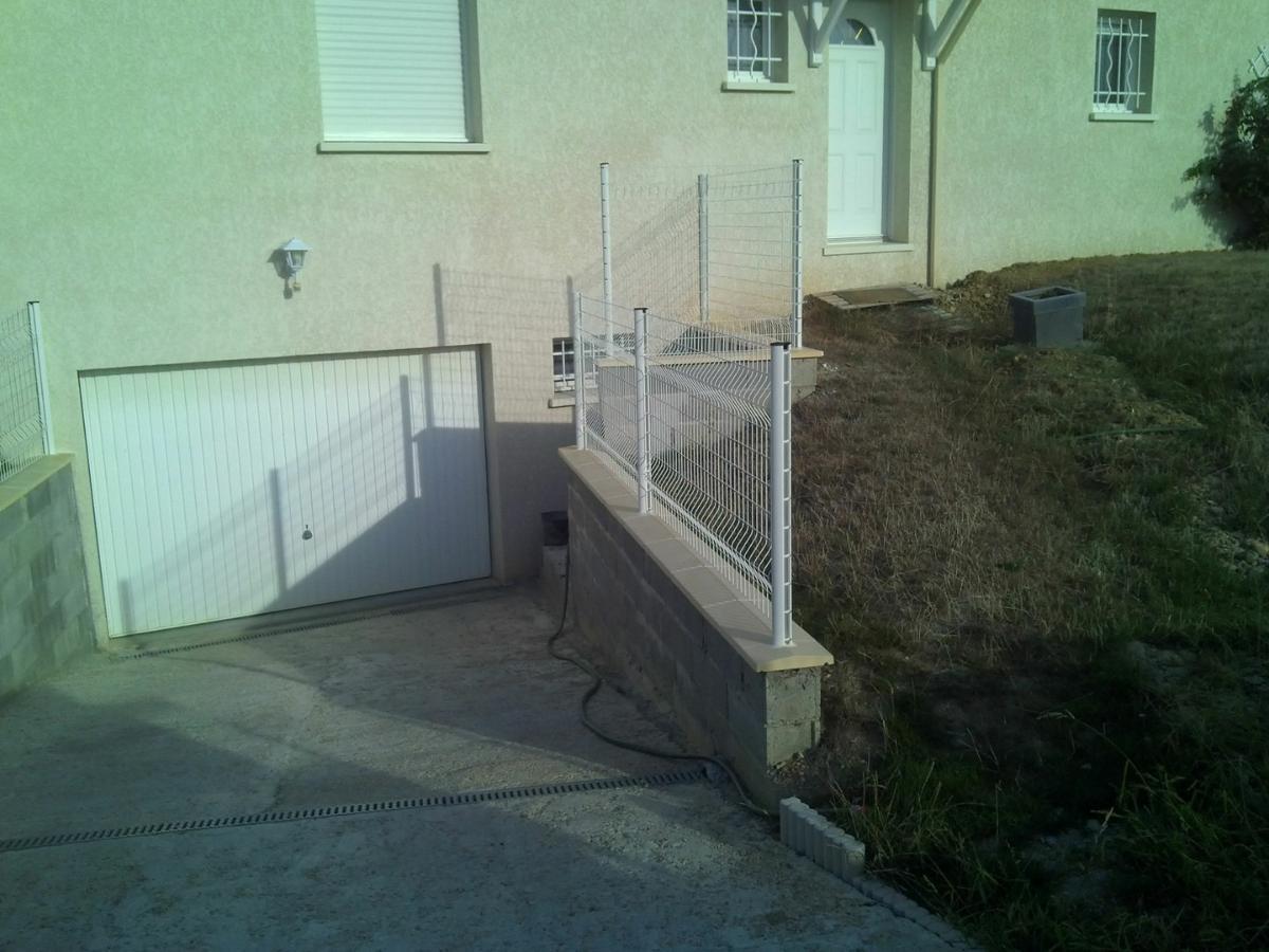 clôture 11