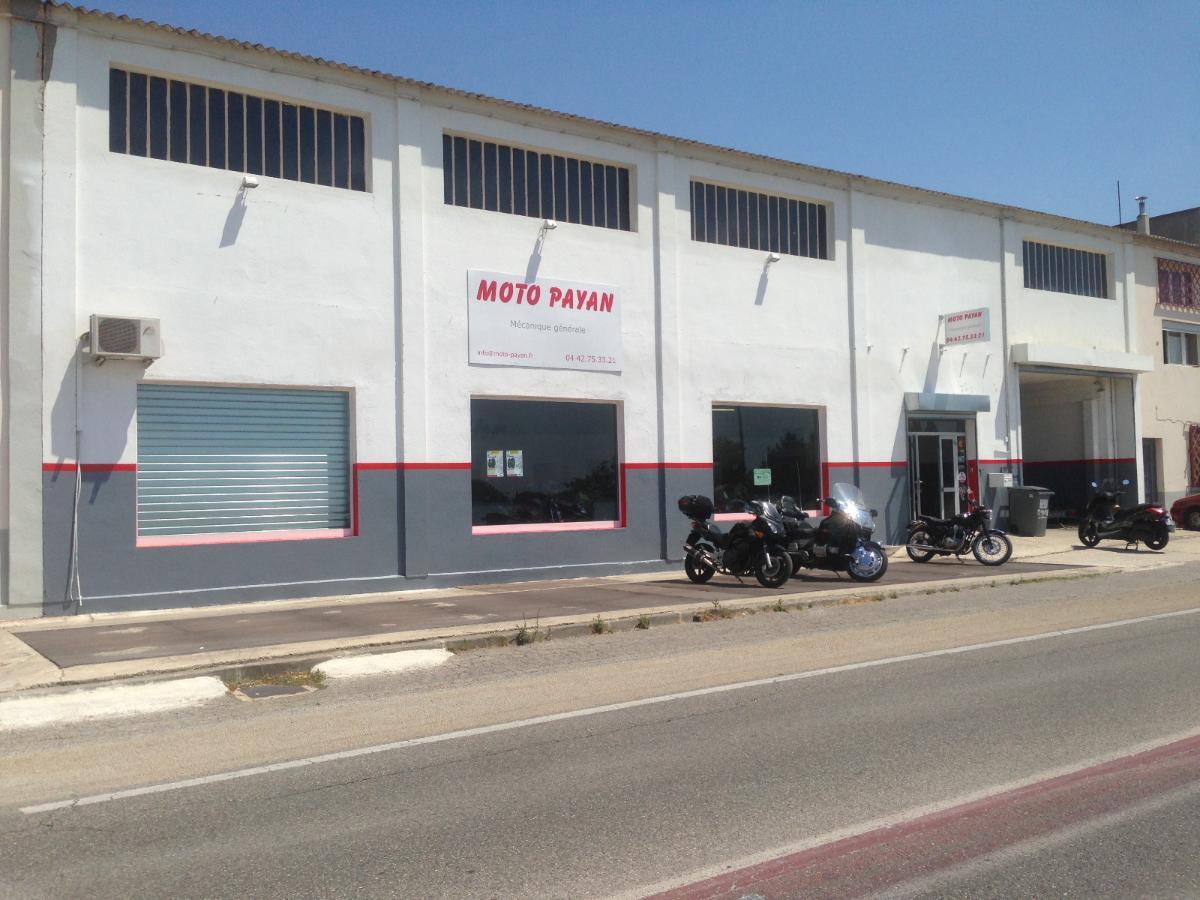 Garage Moto Payan Rognac