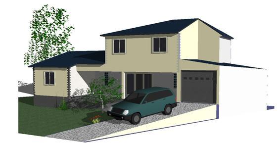construction de maisons individuelles, villas et immeubles