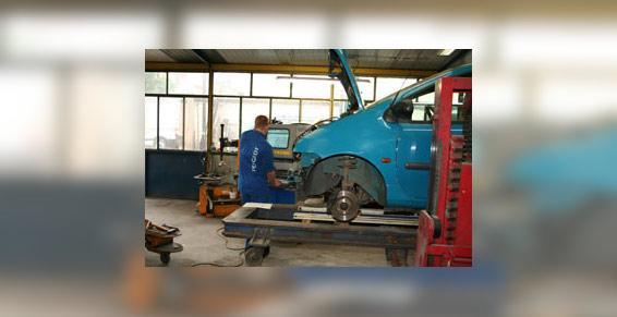 Carrosserie Muller-Wachenheim. Réparation automobile.