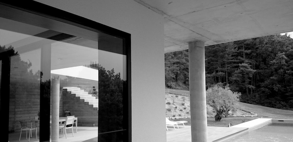 Transparence / Maison Mr Mme J.