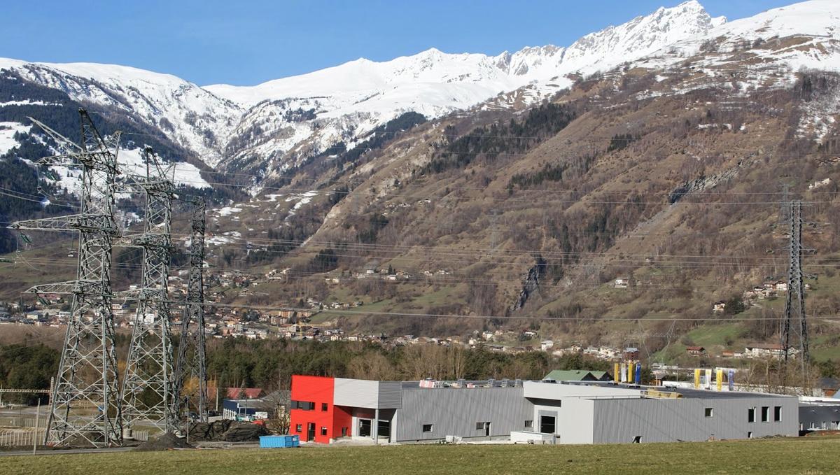 38- Usine Bonneval /Savoie