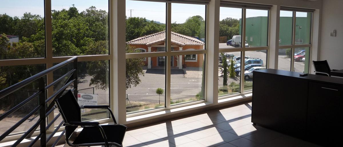32- Extension usine / bureaux