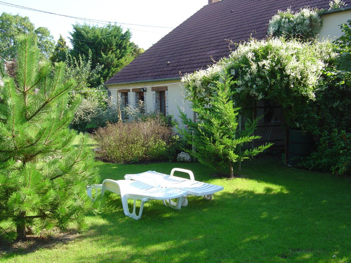 vue de jardin