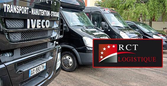 RCT logistique : l'efficacité et l'expérience à votre service.