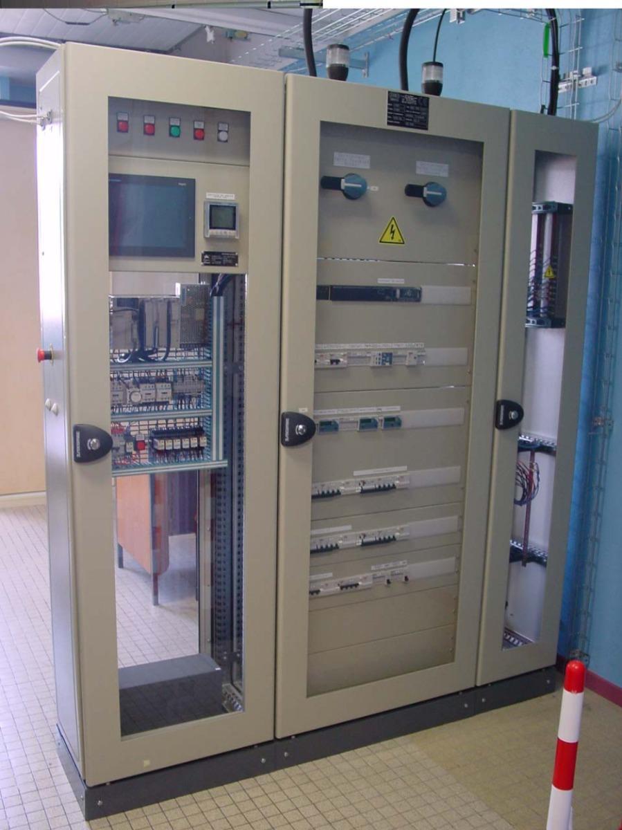 RCT Logistique -Mise en place d'un TGBT