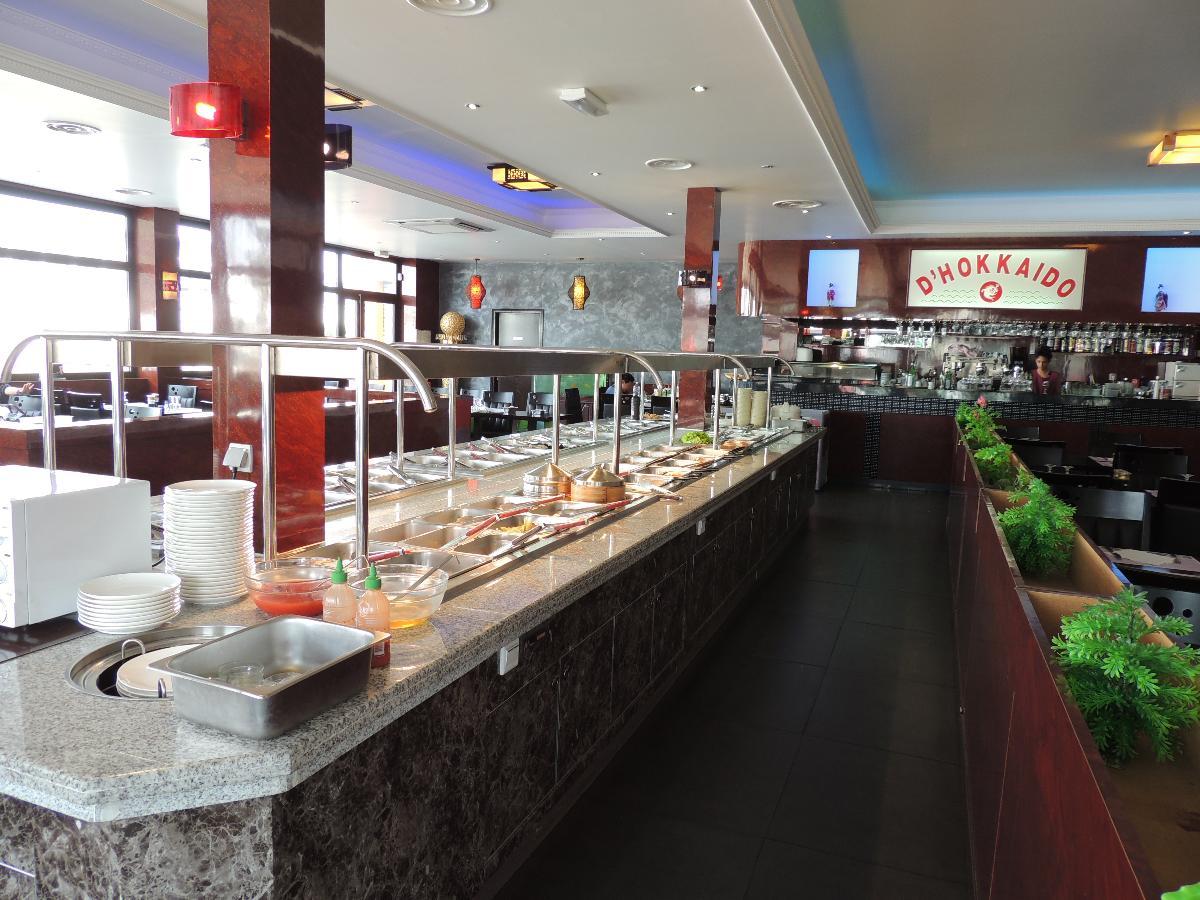 Cuisine asiatique à Olivet