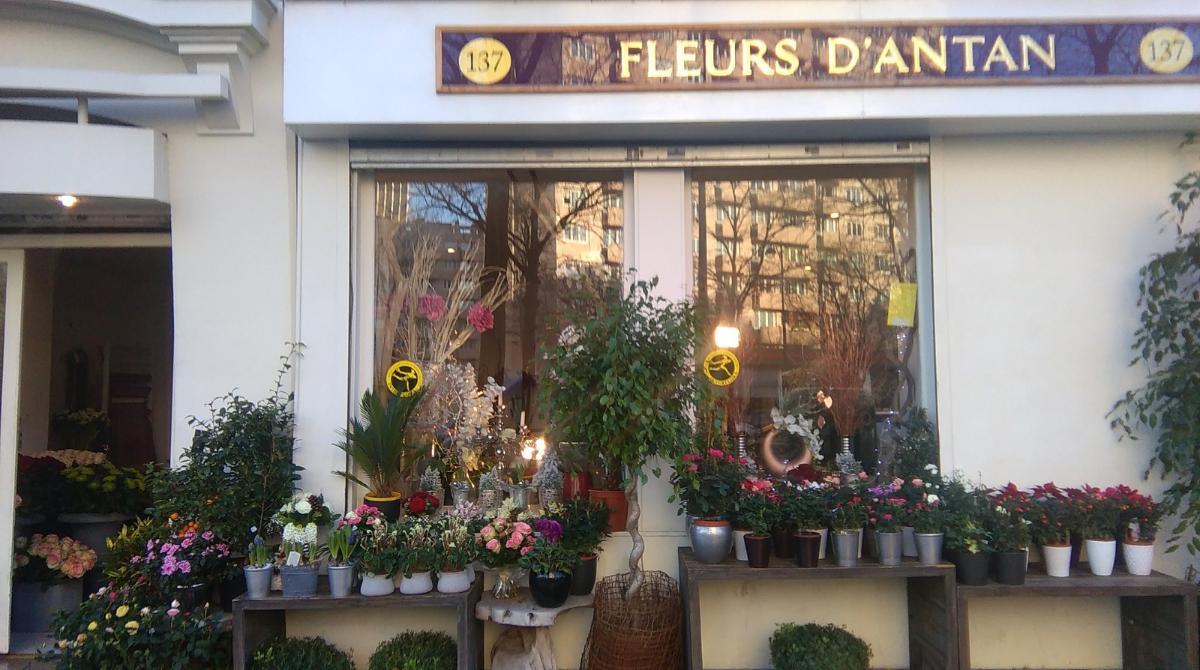 Votre fleuriste à Paris 15
