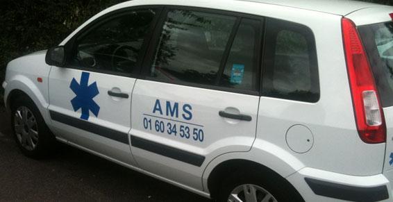 Ambulances Multiservices AMS Combs la Ville 24H 7J