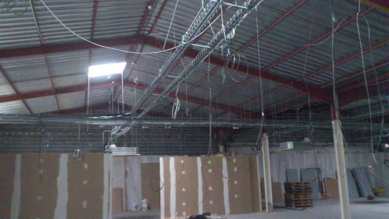 Électricité industrielle avec AB ELEC + à Cambrai