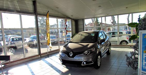 Longueville Agent Renault  - Vente de véhicules neufs et d'occasion