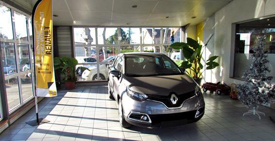 Vente de véhicules Renault, neufs et d'occasion à Montauban