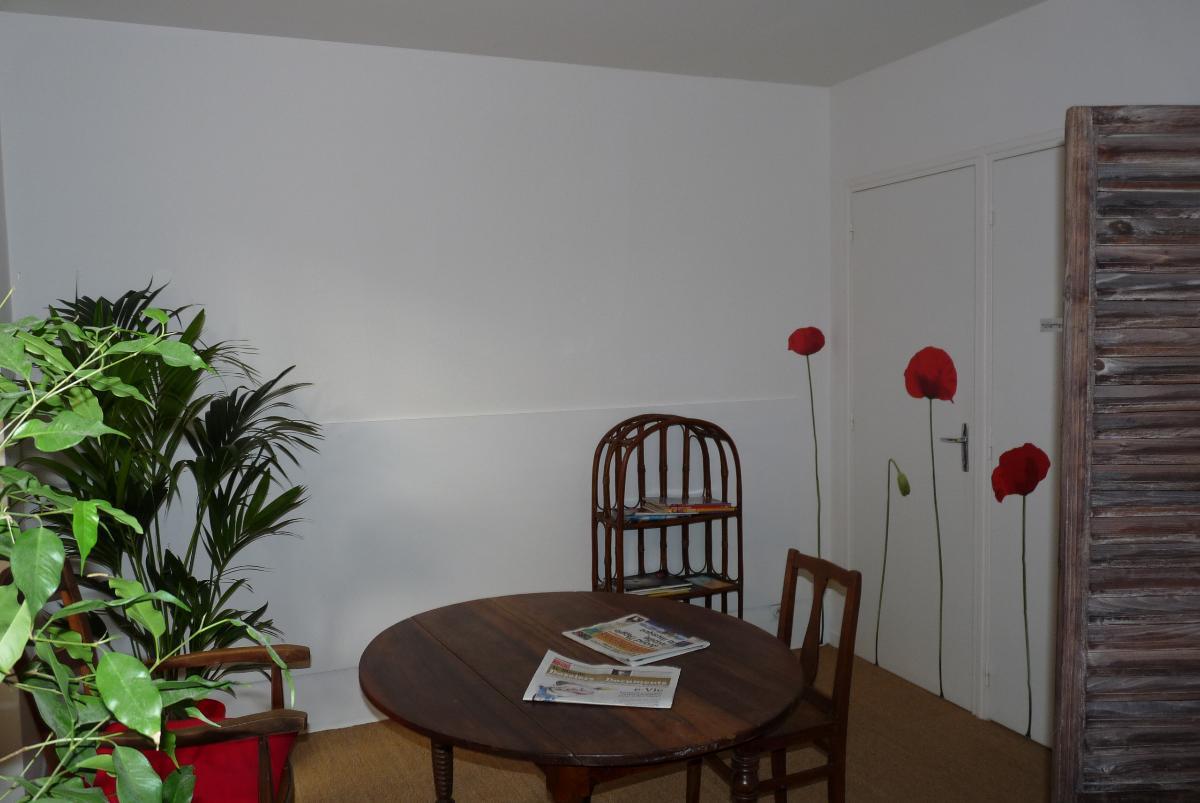 Salle d'attente troubles des apprentissages à Rodez