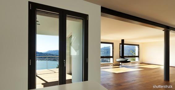 Fenêtre et porte-fenêtre en aluminium - Artisans en Loire Atlantique