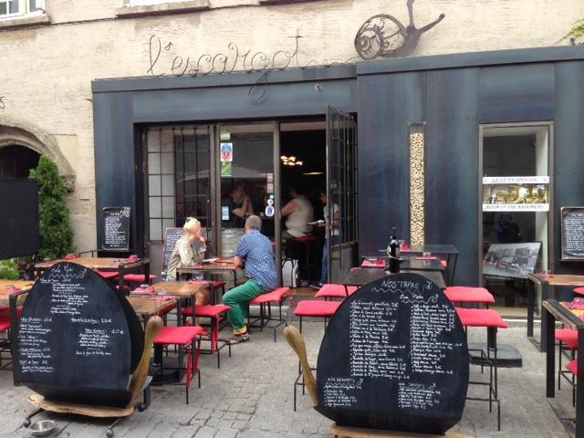 L'Escargot Restaurant bar à vins à Carcassonne dans l'Aude (11)